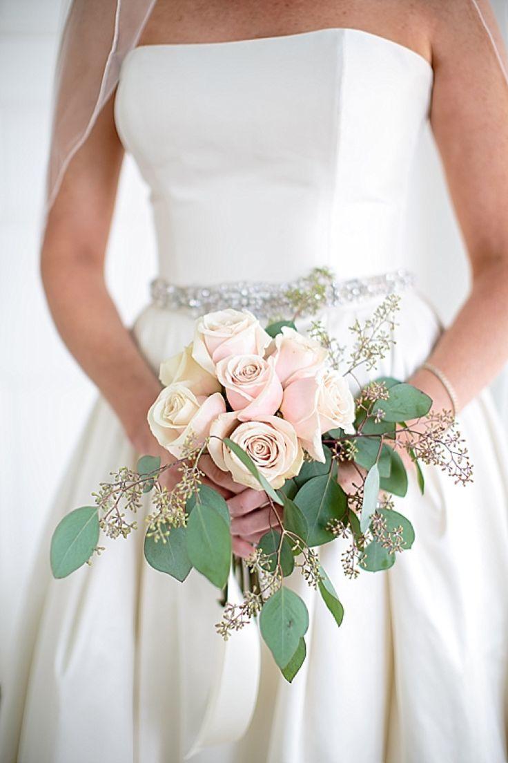 Chic Tennessee Wedding Small Wedding Bouquets Rose Wedding