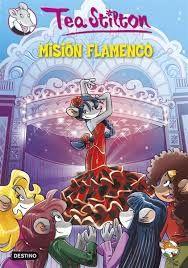 Misión flamenco por Mireya