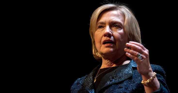 Hillary Rodham Clinton did not have a government email address while secretary of state and may have violated federal rules that officials' correspondence be retained.