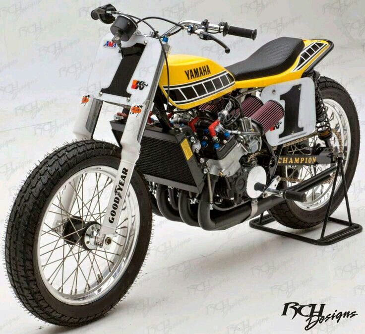 Most Powerful Flat Tracker Ever Built