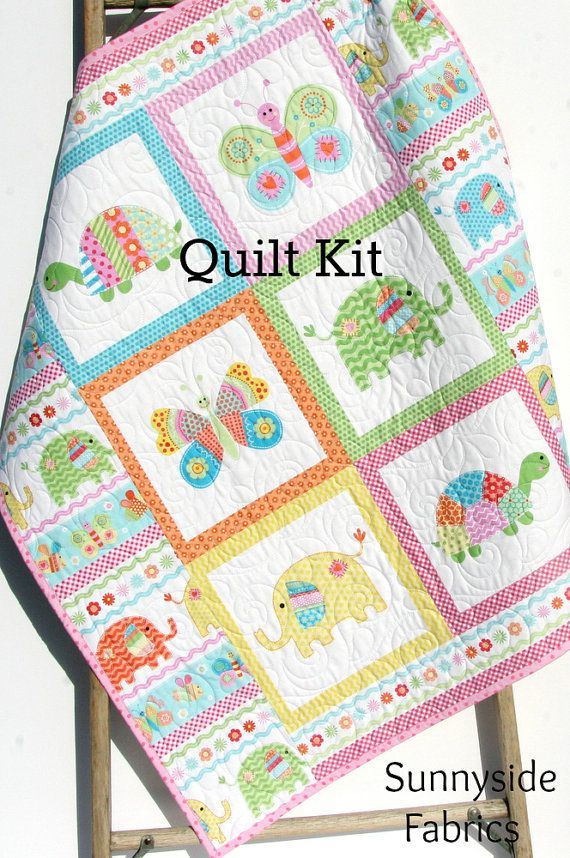 last one quilt kit bundle of panel easy 87264