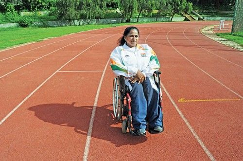 Meet Your Star: #Malathi #Krishnamurthy #Holla is an #International #para #athlete  Read More.http://goo.gl/lVMhBz