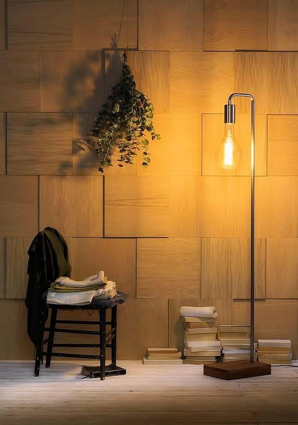 contemporary designer floor lamp the alchemist hangman floor lamp rh pinterest com