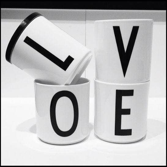 Design Letters - L O V E @DESIGN LETTERS