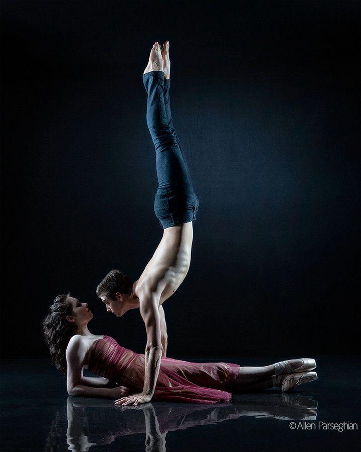17 best images about dancers 2 rebecca mendiola and parker harris on pinterest happy colors - Balances parket ...