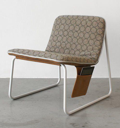 Call Fashion, Modern Industrial, Design Robert, Casual Chairs, Robert Bronwass, Industrial Design, Leather Accessories, Design Studios, Fashion Furniture