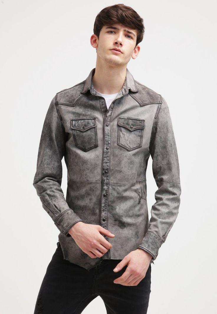 Dieses Lederhemd macht aus dir ein Unikat! Diesel L-SUL-ROW JACKET - Hemd - 900 für SFr. 770.00 (28.02.16) versandkostenfrei bei Zalando.ch bestellen.