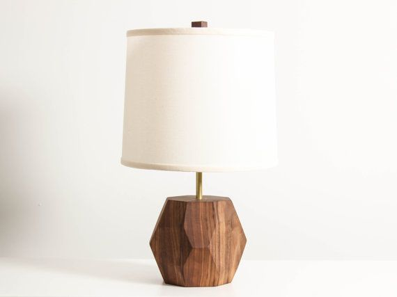 15 Must-See Wooden Table Lamps Pins | Wood Lamps, Wooden Lamp And