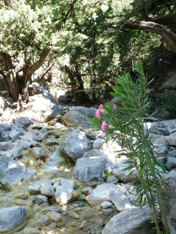 Hiking in Samaria Gorge, Crete | A Greek Adventure