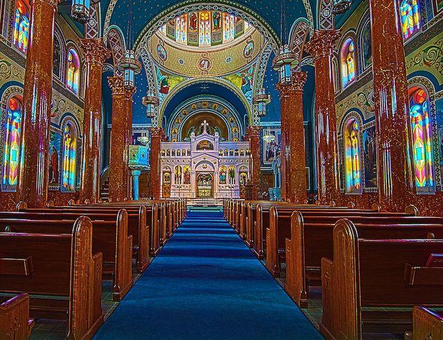 Greek Orthodox Church, Malbis, Alabama
