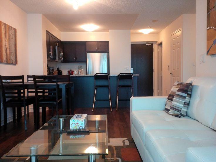 TORONTO-Downtown Modern 1 Bedroom Den Suite @ Infinity ...