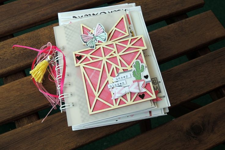 Birthday scrapbook mini album | ScrapBolt.hu Blog