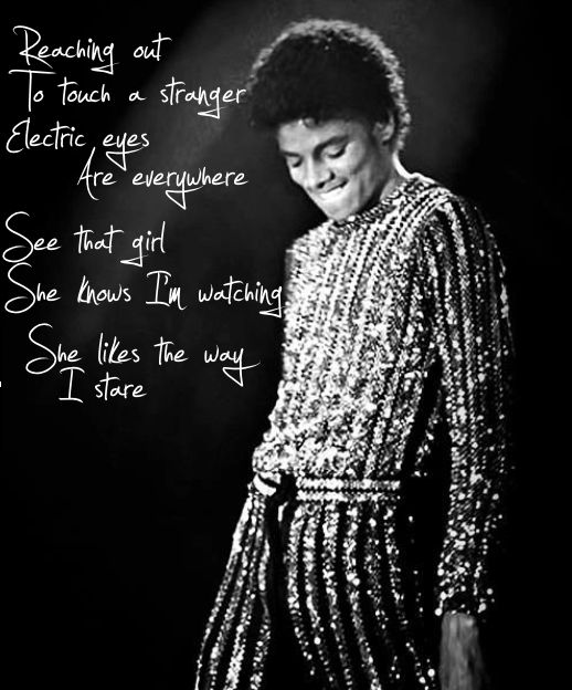 "Michael Jackson - ""Human Nature"" 