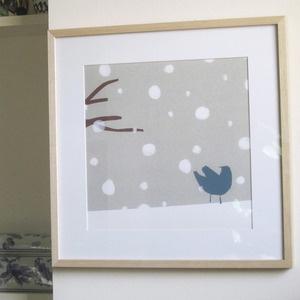 Mooie winterprint