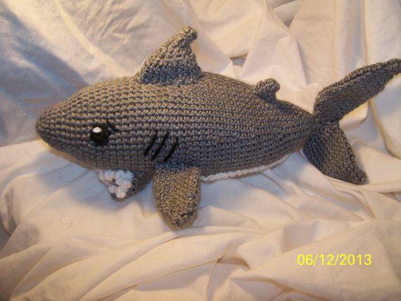 Hammerhead Shark Amigurumi : 17 meilleures images ? propos de Crochet sur Pinterest ...