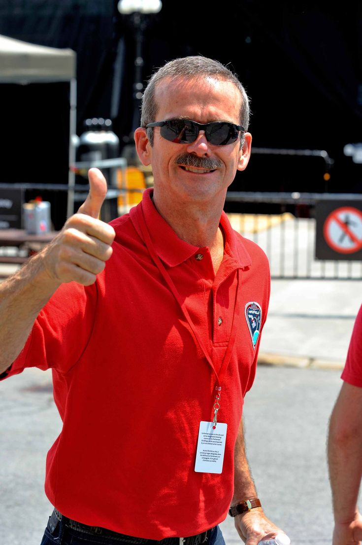 52 best Astronaut Chris Hadfield images on Pinterest ...
