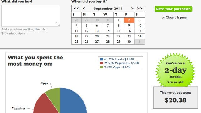 Personal Finance Article: The Birdy is a Super Simple Budgeting Site that Records Your Purchases via Email