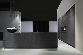 Küche mit Kücheninsel ONE by RIFRA