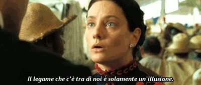 "Giovanna Mezzogiorno, ""Love in the Time of Cholera"" (Mike Newell, 2007)."