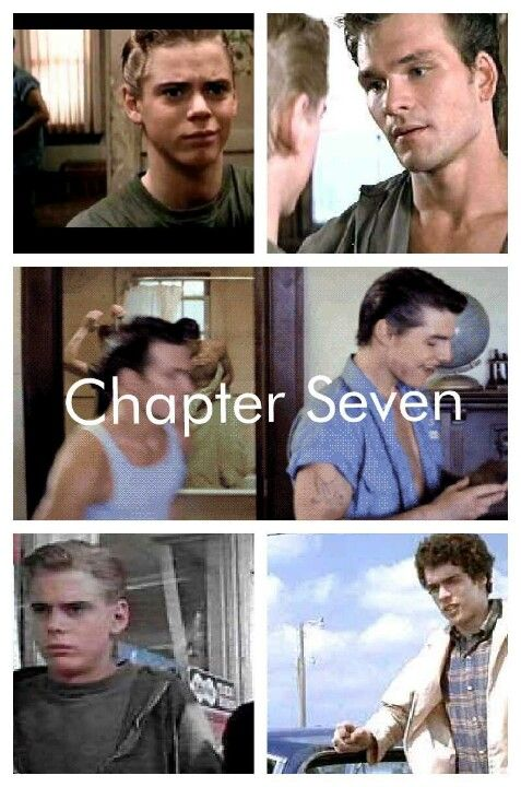Chapter seven of the outsiders