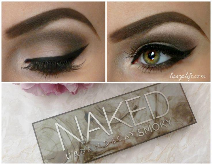 Urban Decay Naked Smoky Makeup