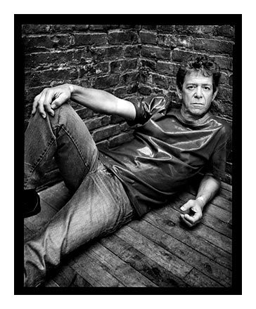 Lou Reed | by Mark Seliger