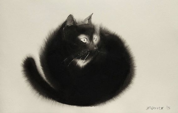 Cats in art history