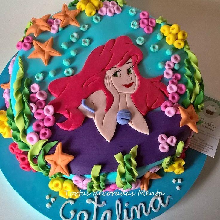 cake sirenita