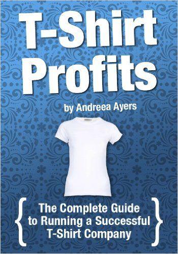 amazoncom tshirt profits start a tshirt business