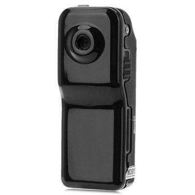 MD81 Mini WiFi P2P Wireless Camera Monitoring Security Webcam
