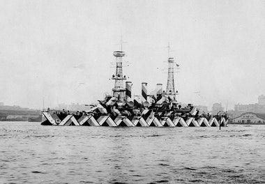 «Небраска», 1918 год