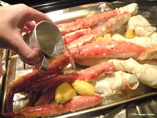 how to prepare king crab legs at home