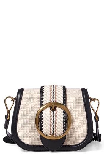 8c0f2898705c Online shopping cheap Polo Ralph Lauren Lennox Canvas Saddle Bag ...