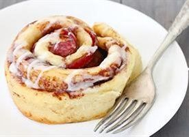 Just when you thought bacon and cinnamon rolls couldnt be better, theyre COMBINED in this easy Bacon Cinnamon Rolls recipe!