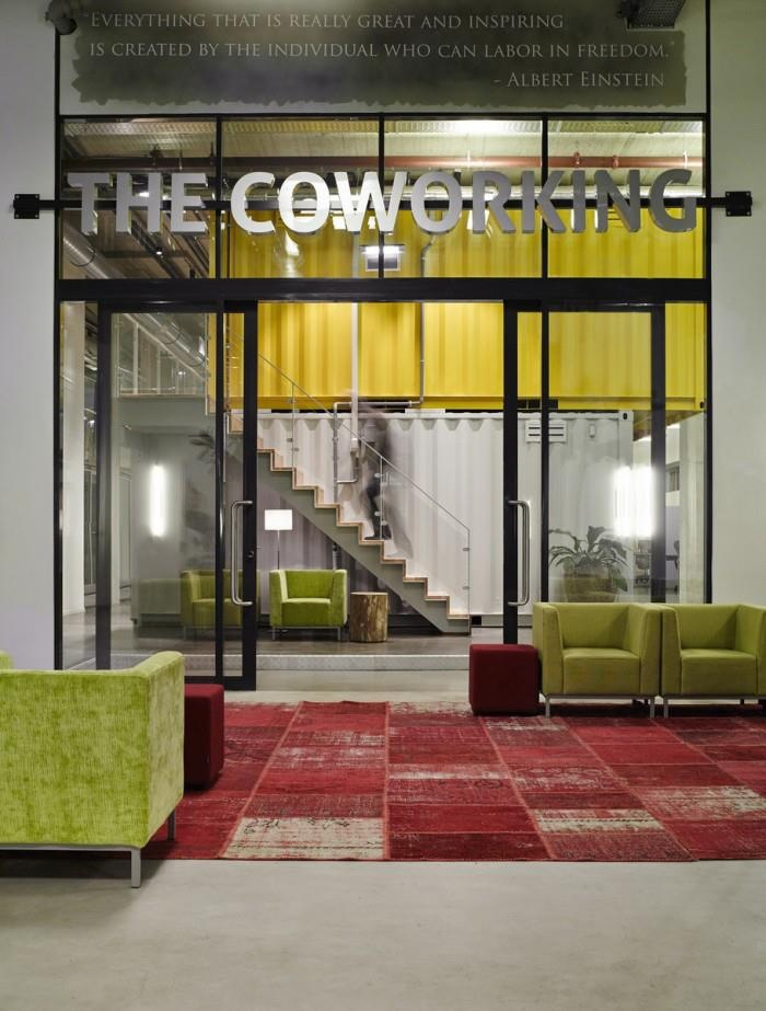 The Coworking Amsterdam