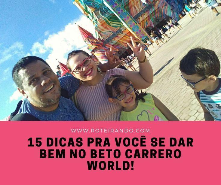 15 Tipps, wie Sie bei Beto Carrero World sparen un…