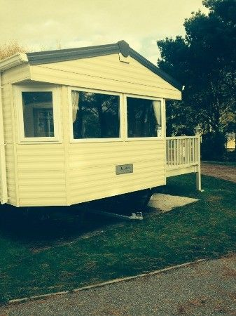 Newquay - 3 Bedroom Caravan for Hire on Newquay Holiday Park, Cornwall