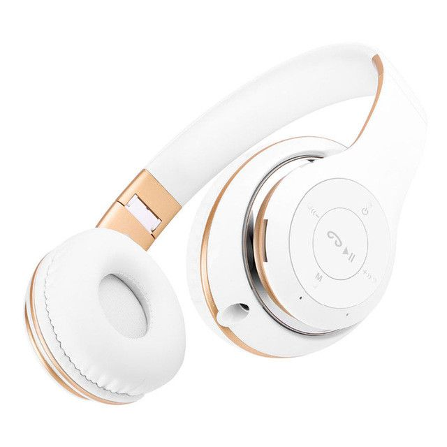 Bluetooth Wireless Headphone With MIC Support Stereo Bass Headset