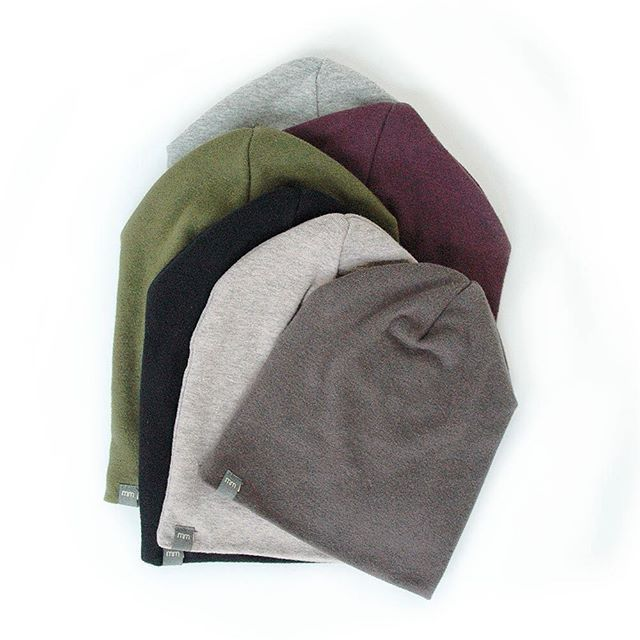 Slouchy beanies have arrived in 7 colours for fall (available now in infant sizes). #ministyle #fallfashion