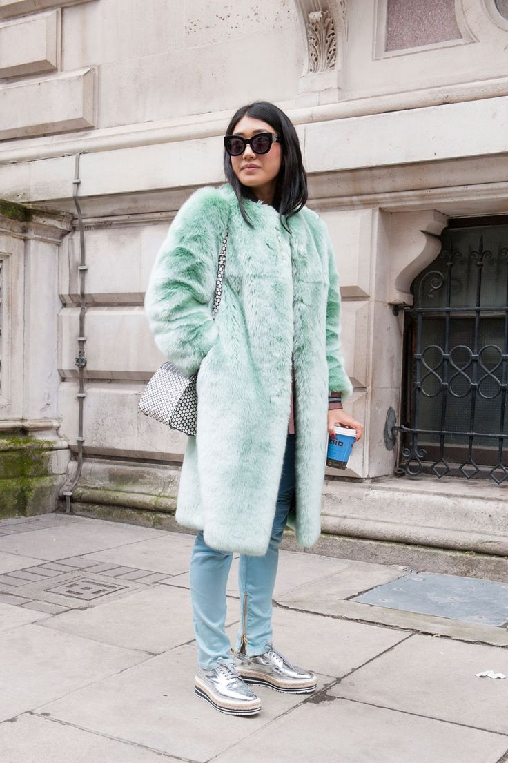 The Best of London Fashion Week Street Style 2015 | Day 2 | The Imprint