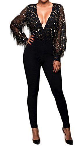 Lovaru Women's Fashion Rhinestone Mesh Insert Bodysuit Ju... https://www.amazon.com/dp/B01LY14BA6/ref=cm_sw_r_pi_dp_x_5xNkzb8TX2NVS