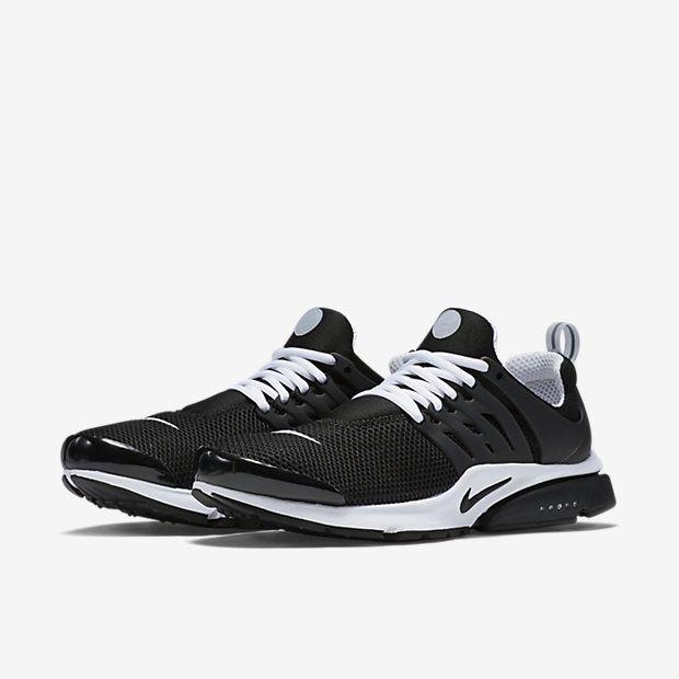 Nike Air Presto BR QS 'Black/White' |