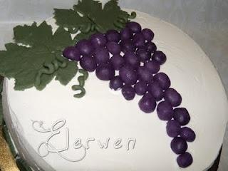 Ricette Annotate: Un grappolo d'uva