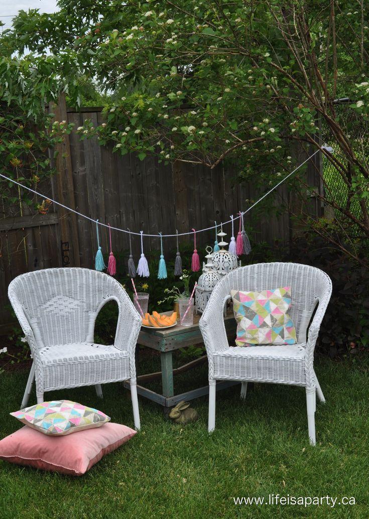 painting wicker furnitureBest 25 Spray paint wicker ideas on Pinterest  Spray painted