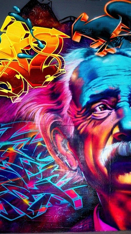 Graffiti Art iPhone Wallpaper Kostenlos Graffiti tapete
