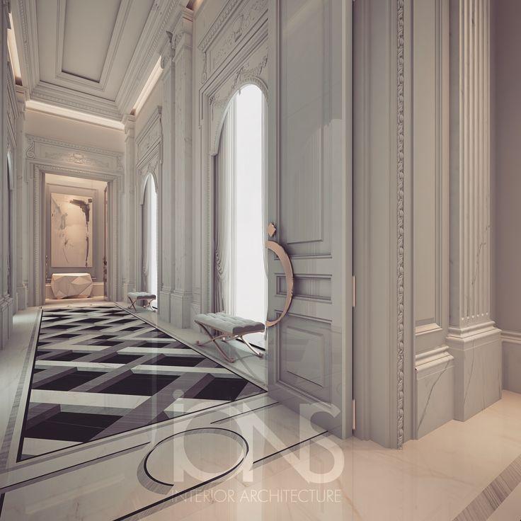 Royal palace design - Doha - Qatar - by ions design