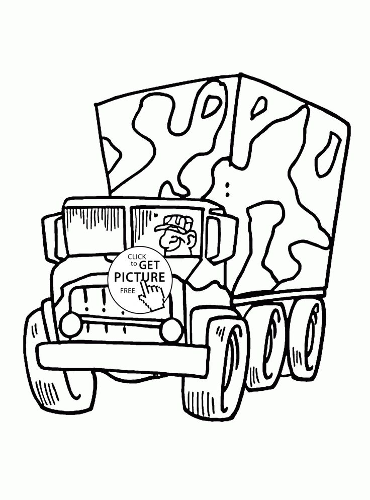 341 Best Images About Transportation Coloring Pages On Pinterest