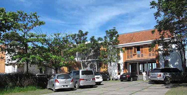 4 Hotel di Lembang Bandung Paling Menarik