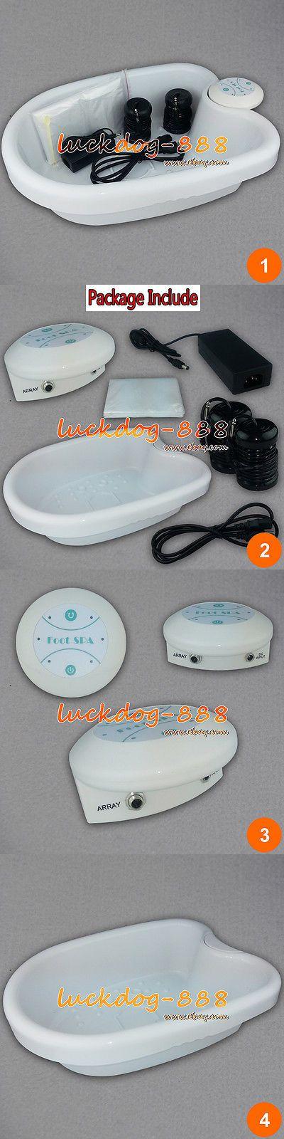 foot soak machine