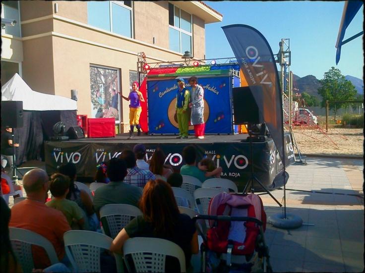 Cantando Aprendo Hablar en VIVO Piedra Roja
